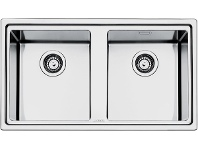 Appliances Online Smeg LD862A Double Bowl Sink