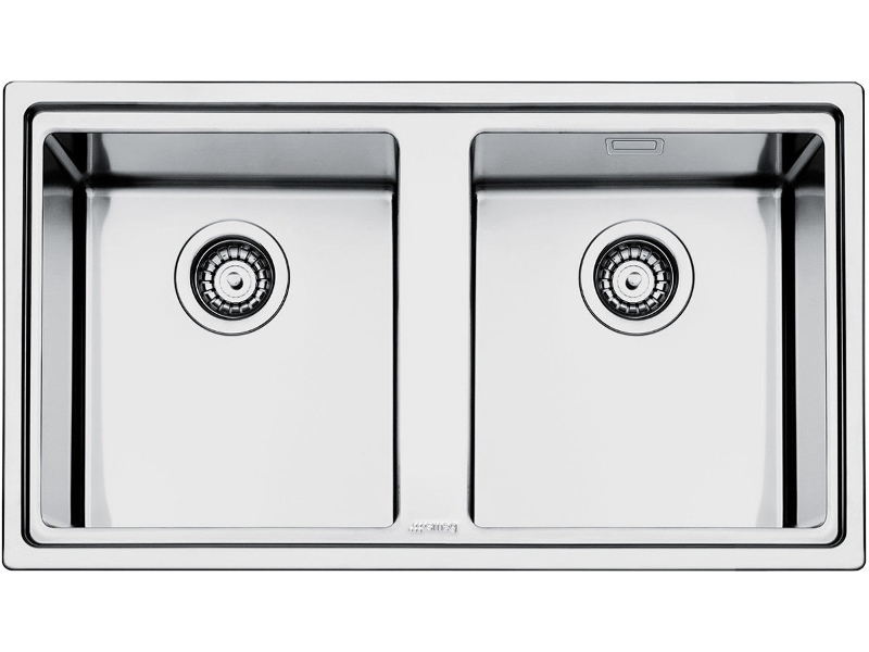 Smeg LD862A Double Bowl Sink