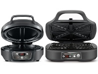 Appliances Online Breville LEG250GRYLTS425GRY the Light and Fluffy & the Power Toastie Pack