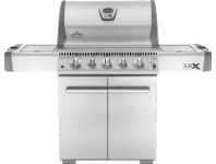 Appliances Online Napoleon LEX485RSBIPSS-AU Natural Gas Grill with Infrared Rear and Side Burner