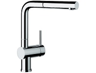 Appliances Online Blanco LINUSS Kitchen Mixer with Pull Out Tap