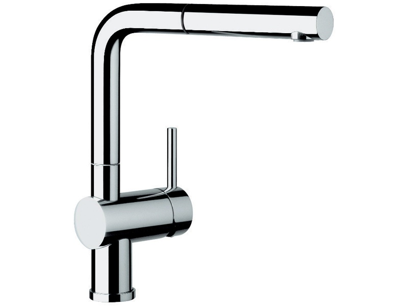 Blanco LINUSS Kitchen Mixer with Pull Out Tap