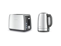 Appliances Online Breville LKT640BSS the Breakfast Pack Kettle and Toaster Pack