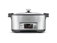 Appliances Online Breville LSC650BSS the Searing 6L Slow Cooker