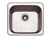 Appliances Online Abey LT45A The Leichardt 45L Single Inset Laundry Tub with Bypass