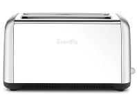 Appliances Online Breville LTA650BSS the Toast Control Long 4 Slice Toaster