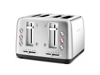 Appliances Online Breville LTA670BSS the Toast Control 4 Slice Toaster