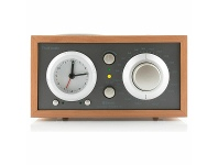 Appliances Online Tivoli Audio Model Three BT Clock Radio Walnut M3BTTPE