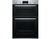 Appliances Online Bosch MBA534BS0A 60cm Serie 4 Built-In Double Oven