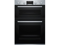 Appliances Online Bosch MBG5787S0A 60cm Serie 6 Pyrolytic Double Oven