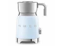 Appliances Online Smeg MFF01PBAU 50s Retro Style Milk Frother Pastel Blue