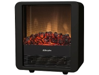 Appliances Online Dimplex 1.5KW Mini Cube Portable Electric Fire Heater MINICUBE-B