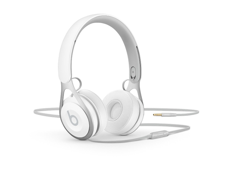 Beats ML9A2PA/A EP On Ear Wired Headphones White
