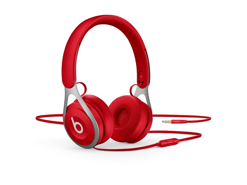 Beats ML9C2PA/A EP On Ear Wired Headphones Red