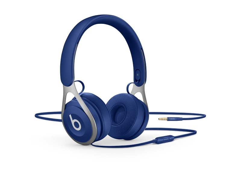 Beats ML9D2PA/A EP On Ear Wired Headphones Blue