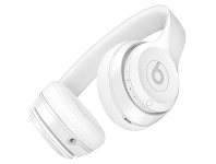 Appliances Online Beats MNEP2PA/A Solo3 Wireless Bluetooth On Ear Headphones Gloss White