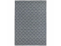 Appliances Online Cadrys Moroc FL Grey 200x300 Rug