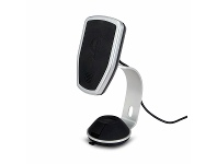 Appliances Online Scosche MagicMount Pro Wireless Charger with Magnetic Home/Office Mount MPQOHM-XTSP5