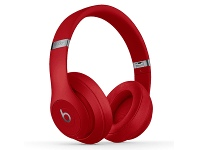 Appliances Online Beats MQD02PA/A Studio3 Wireless Bluetooth Over Ear Headphones Red