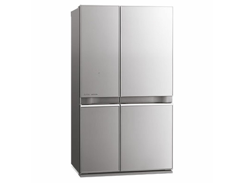 Mitsubishi Electric 650L French Door Fridge MR-L650EN-GSL-A2