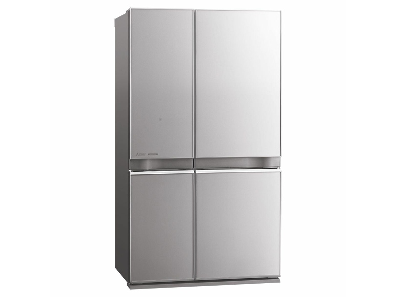Mitsubishi Electric 710L French Door Fridge MR-L710EN-GSL-A2