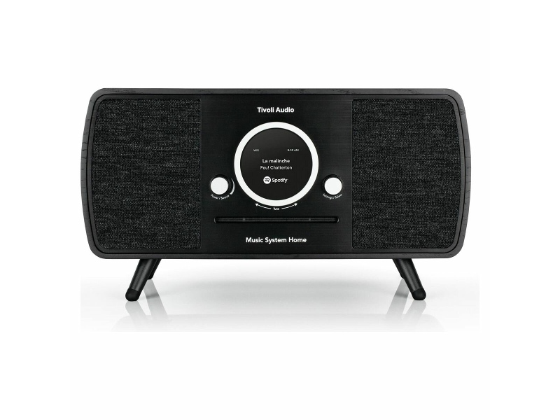 Tivoli Audio Music System Home Hi-Fi System in Black MSYHBLK