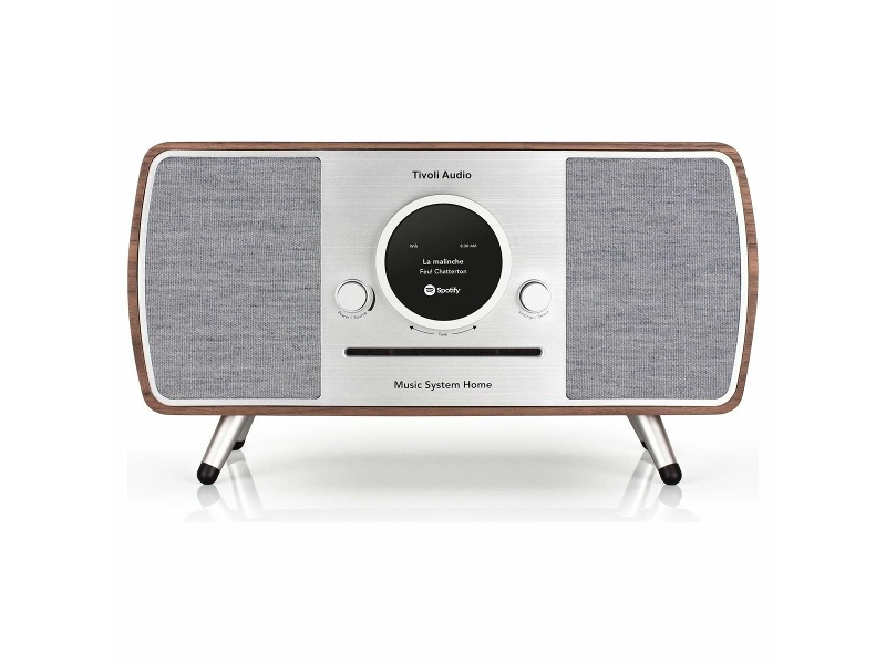 Tivoli Audio Music System Home Hi-Fi System in Walnut MSYHWAL
