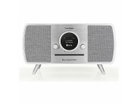 Tivoli Audio Music System Home Hi-Fi System in White MSYHWHT