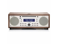 Appliances Online Tivoli Audio Music System Plus Walnut MSYPCLA