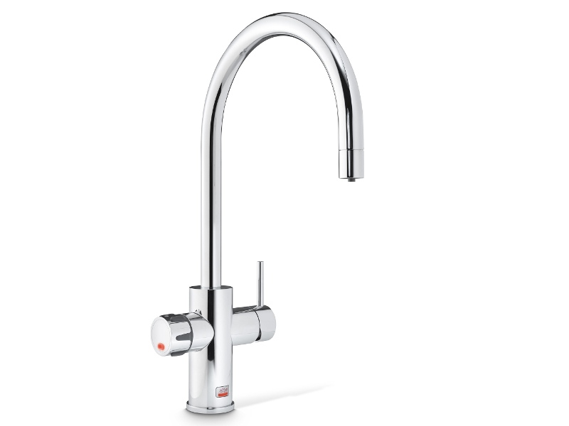 Zip MT2787Z1-91295 HydroTap Celsius Arc Chilled and Sparkling Filtered Water plus Hot and Cold with Canister
