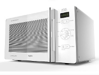 Appliances Online Whirlpool MWC25WH 25L Crisp & Grill Microwave Oven