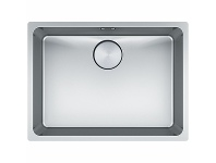 Appliances Online Franke Mythos Single Bowl Undermount Sink with Accessories MYX110-55FPC