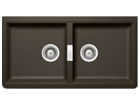 Appliances Online Abey N200UBZ Schock Horizont Double Bowl Undermount Sink