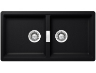 Appliances Online Abey N200UP Schock Puro Horizont Undermount Double Sink
