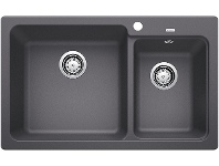 Appliances Online Blanco NAYA8GK5 1 and 1/2 Bowl Sink