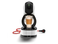 Appliances Online Breville NCU600WHT Dolce Gusto Lumio Capsule Coffee Machine