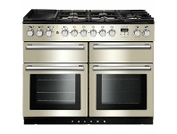 Appliances Online Falcon 110cm Nexus Series Freestanding Dual Fuel Oven/Stove NEXSE110DFIV-CH