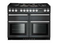 Appliances Online Falcon 110cm Nexus Series Freestanding Dual Fuel Oven/Stove NEXSE110DFSL-CH