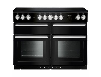 Appliances Online Falcon 110cm Nexus Series Freestanding Electric Oven/Stove NEXSE110EIBL-CH