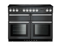Appliances Online Falcon 110cm Nexus Series Freestanding Electric Oven/Stove NEXSE110EISL-CH