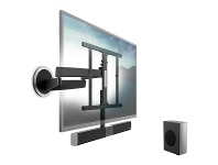 Appliances Online Vogel's NEXT8375 Motorised Full Motion TV Wall Mount For 40 to 65 Inch TVs With Integrated Soundbar