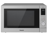 Appliances Online Panasonic NN-CD87KSQPQ 34L Inverter Microwave Oven 1000W