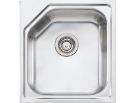 Appliances Online Oliveri NP610 Nu-Petite Single Bowl Topmount Sink