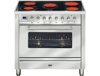Appliances Online ILVE NTE90WMPI 90cm Freestanding Electric Oven/Stove