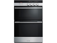 Fisher & Paykel OB60B77CEX3 60cm Electric Built-In Double Oven