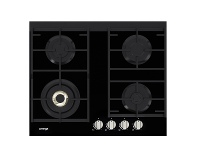 Appliances Online Omega OCG64FFX 60cm Natural Gas Cooktop