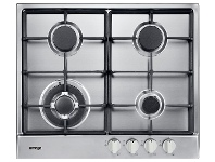 Appliances Online Omega OCG64X 60cm Natural Gas Cooktop