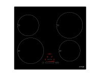 Appliances Online Omega OCI64Z 60cm Induction Cooktop
