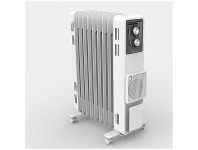 Appliances Online Dimplex 2.4kW Oil Column Heater with Turbo Fan OCR24FA