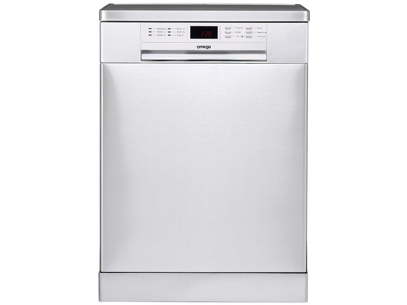 Omega ODW717X Freestanding Dishwasher